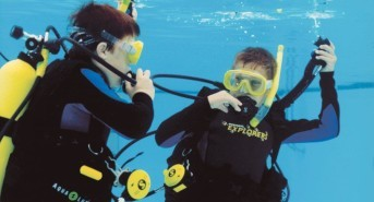 Take the kids diving with Regaldive