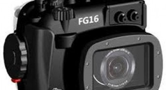 Canon has just announced the PowerShot G16 – and Fantasea will have a housing for it very soon
