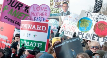 Making Climate a Blue Issue