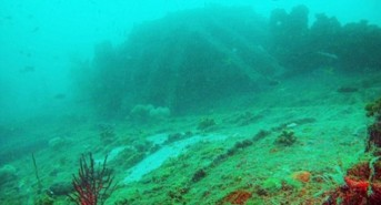 Human Skeletons and WWII Artifacts Discovered on Sunken Nazi U-Boat Off Indonesia