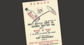 Message in a Bottle From 1956 Found