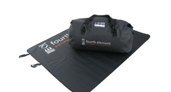 And The Winner Of Our Competition To Win A Fourth Element Argo Drybag And Changing Mat Is….