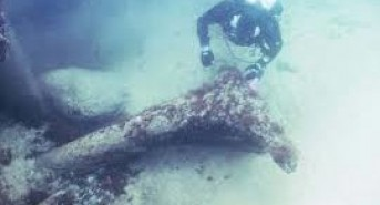 Divers in Sweden unearth 'Stone Age Atlantis'