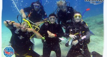 Dive Centre/Resort Of The Day: Easy Divers, Cyprus