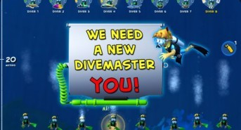 Divemaster Scuba Diving Game Released for Tablets