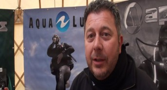 VIDEO: Dean Martin from Apeks/Aqualung UK says hello from Scubafest Cornwall 2014