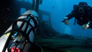 Tech Diving in Malta and Gozo