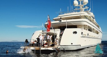 Yacht Scuba Safety completes dive operations programs for MY Roma & MY Vava