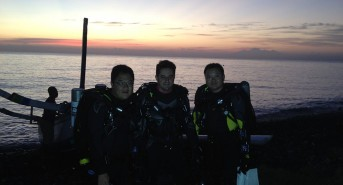 Tekdeep Asia qualify first ever Chinese rEvo Divers
