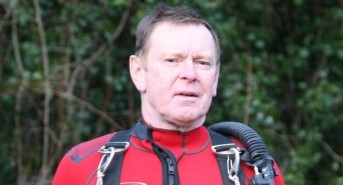 Cave Diving pioneer Martyn Farr releases incredible footage of undiscovered cave in New Zealand