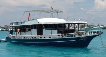 Emperor Divers Maldives introduces second new liveaboard