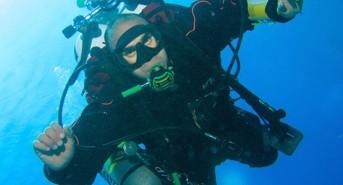 Meet The Deepest Scuba Diver On Earth @ EUROTEK.2016