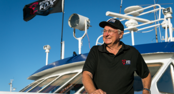 Scubaverse Interviews Rodney Fox, the Great White Shark Adventurer and Protector