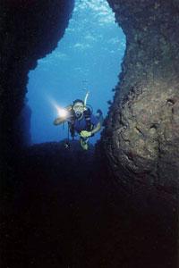 Dragonara Cave