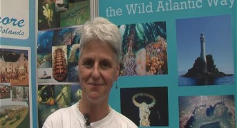 Scubaverse talks to Rianne from Irish-based dive centre Aquaventures at DIVE 2014 (watch video)