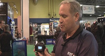 Exclusive Video: Scubaverse takes a look at Intova's EDGE X camera at DIVE 2014