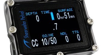 Shearwater Research release firmware updates for their dive computers