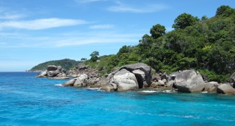 Similan Islands Liveaboard Trip Report: Day 2