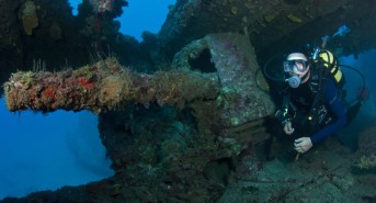 Oyster Diving's PADI Specialty Of The Month: Wreck Diver