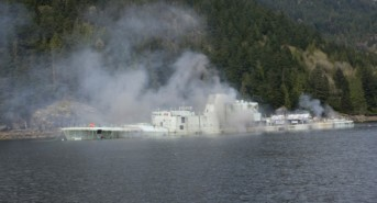 HMCS Annapolis finally down and open for divers