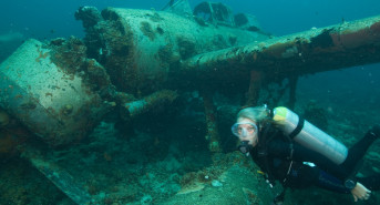 RAID releases new Advanced Wreck Diver course