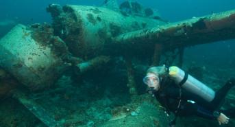 RAID releases new Advanced Wreck Diver course