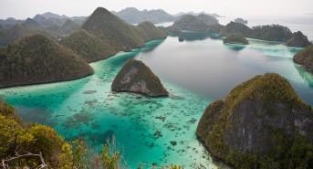 Ultimate Diving introduces Raja Ampat Aggressor itineraries