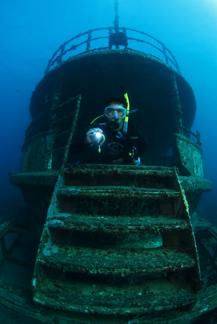 Xxx Diving In The Dominican Republic