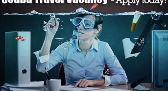 Scuba Travel looking for Travel Consultant to join their busy team