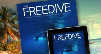 Freedive Magazine available on new platform