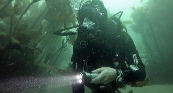 Mares EOS rz Dive Lights Video Review