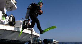Oyster Diving's PADI Specialty Of The Month: Boat Diver