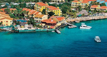 Improved gear and locker rooms at Buddy Dive Resort Bonaire