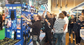 Get ready for DIVE 2015 – the 25th Anniversary of the Birmingham Dive Show