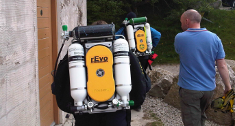 Try out rebreather diving with Tekdeep