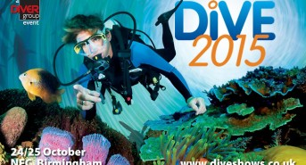 Training and Adventure will be key themes at DIVE 2015