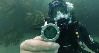 Scubapro Mantis Dive Computer Video Review