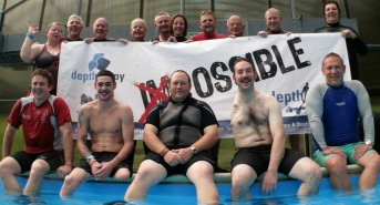 Injured UK troops to help Egyptian children with additional needs experience scuba diving