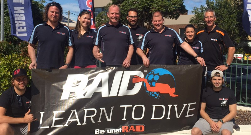 ProDive International Joins RAID