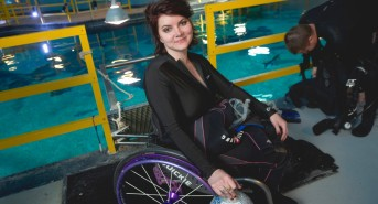 Women Divers Hall of Fame Recognises Cody Unser