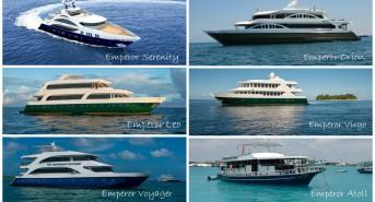 Emperor Maldives and Constellation Fleet Maldives merge for stronger branding