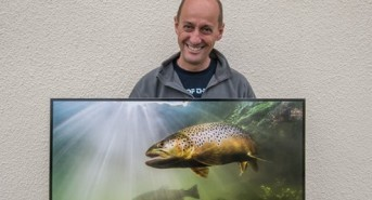 Beneath the Surface: An exhibition of chalkstream wildlife by Paul Colley