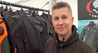 Scuba Diving Equipment @ Scubafest Cornwall: Ursuit FIR Heated Vest (Watch Video)