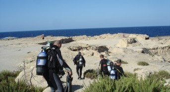 Get a free trip to Gozo with Anchor Diving