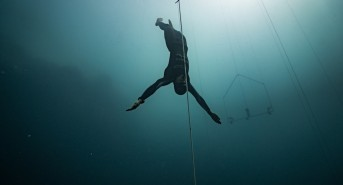 British freedivers excel at Vertical Blue freediving depth competition