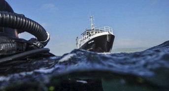 Divers to Conduct Photographic & 3D Photogrammetry Survey of HMS Hampshire