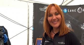 Scuba Diving Equipment @ Scubafest Cornwall: Apeks Aqua Lung BCDs (watch Video)