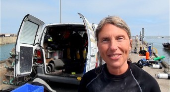 Learn to Dive with Dream Divers in Rotherham, South Yorkshire (Watch Video)
