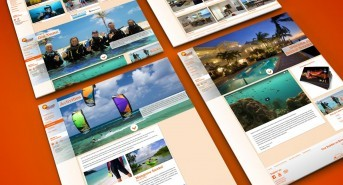 Belmar Oceanfront Apartments Bonaire Launches New Website
