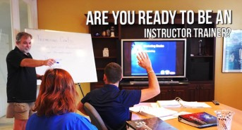 Are you ready to become a TDI Instructor Trainer?